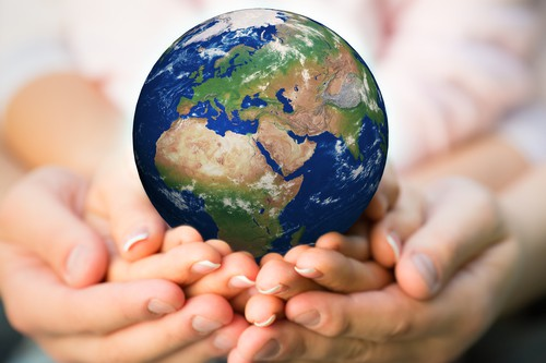 April weekend events earth day DP