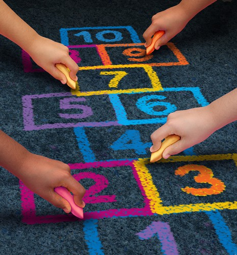 May weekday events hopscotch DP