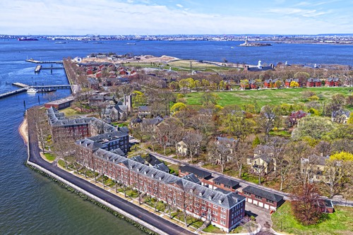 May weekend events governors island DP