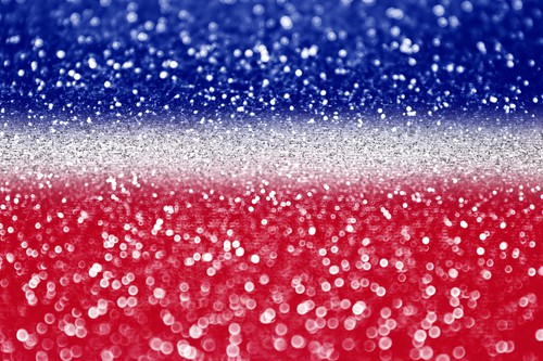 May weekend events red white blue DP