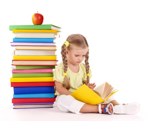September weekday events books kid DP