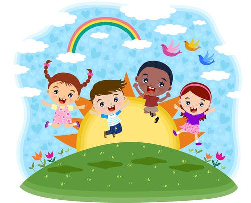 September weekday events kids on hill DP